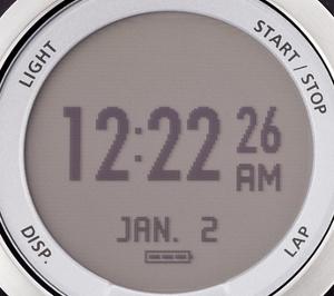 心拍数腕時計